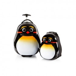 walizka mała PINGWIN COLOR