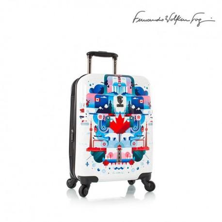 walizka mała HEYS BLUE TRUE