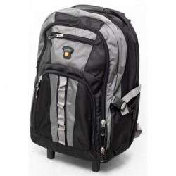 Plecak szkolny na kółkach LAURENT HL 8101 SZARY