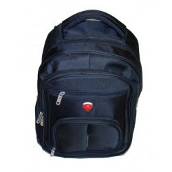 Plecak szkolny na kółkach LAURENT HL 8179 CZARNY