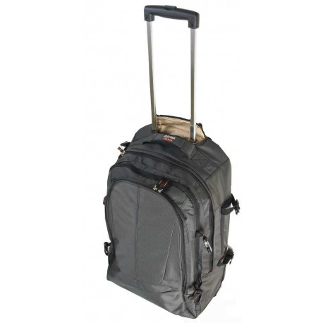 Plecak na kółkach AIRTEX model 560/1 CZARNY