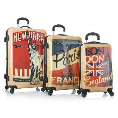 walizka kpl VINTAGE