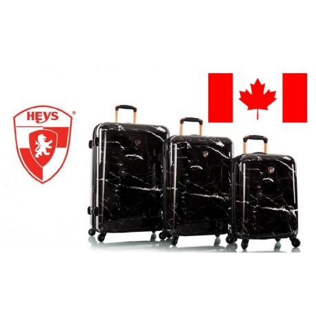 walizka kpl biały marmur