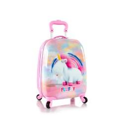 walizka mała KUCYK HEYS PINK na 4 kółkach