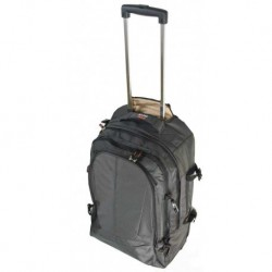 Plecak na kółkach AIRTEX model 560/2 CZARNY